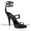 FLAIR-458 Black Patent